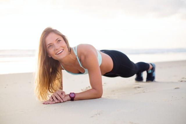 plank ćwiczenie