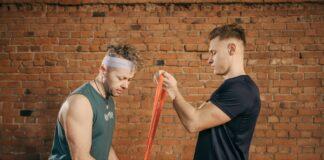 Ćwiczenia z gumami