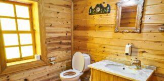 łazienka vintage