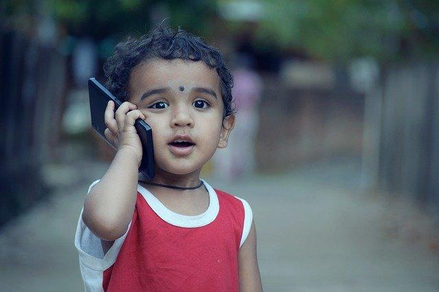 smartfony dla dzieci