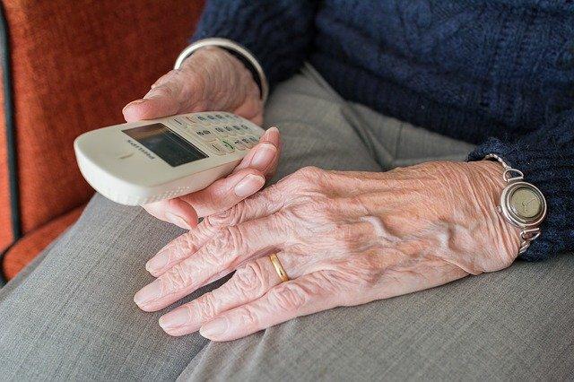telefon dla dziadka